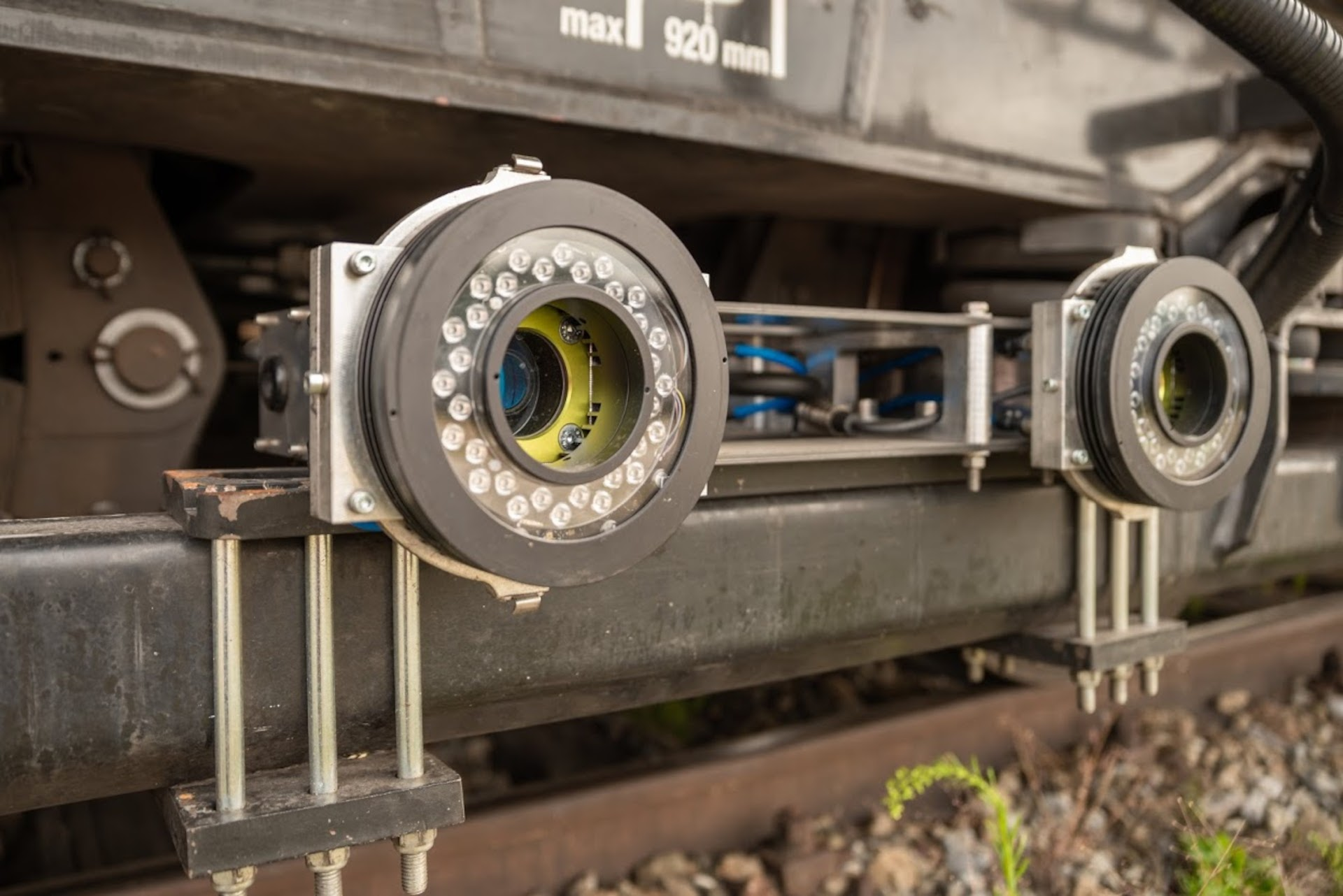 Hero Digitale Systeme zur Gleisvermessung