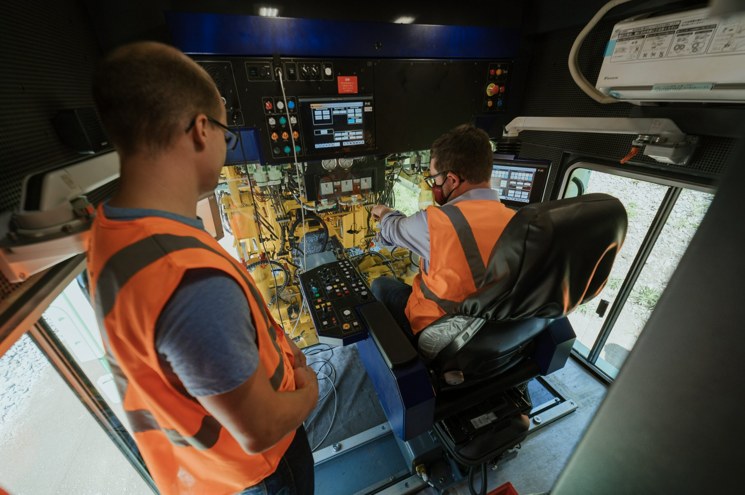Get Enthusiastic about digitization in the railway world